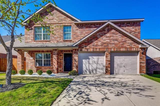 5908 Brookside Drive, Denton, TX 76226 (MLS #14306482) :: Team Tiller