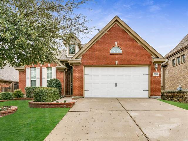 3332 Count Drive, Fort Worth, TX 76244 (MLS #14306521) :: NewHomePrograms.com LLC