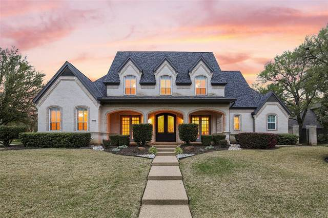 7206 Brooke Drive, Colleyville, TX 76034 (MLS #14306523) :: Team Hodnett