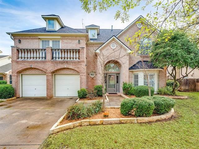 4003 Whitby Lane, Grapevine, TX 76051 (MLS #14306561) :: RE/MAX Pinnacle Group REALTORS