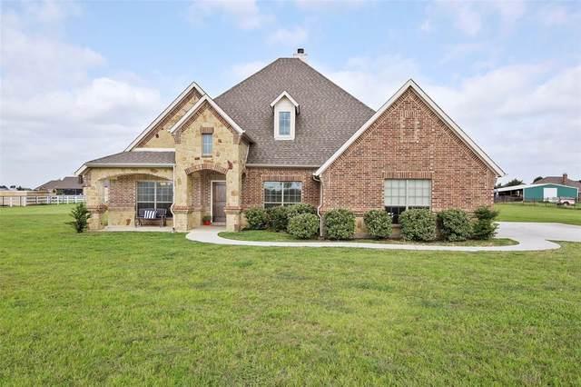 119 George Owens Road, Ponder, TX 76259 (MLS #14306602) :: HergGroup Dallas-Fort Worth
