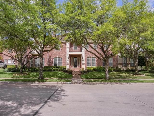 7302 Bradford Pear Drive, Irving, TX 75063 (MLS #14306605) :: EXIT Realty Elite