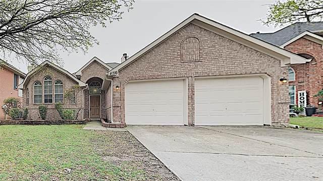 4716 Misty Ridge Drive, Fort Worth, TX 76137 (MLS #14306640) :: Justin Bassett Realty