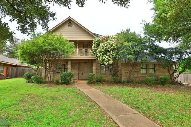 10 Lost Tree Circle, Abilene, TX 79606 (MLS #14306664) :: Ann Carr Real Estate