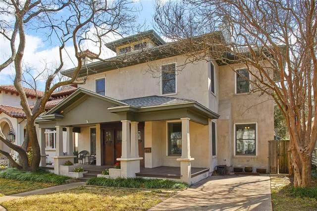4910 Abbott Avenue, Highland Park, TX 75205 (MLS #14306699) :: RE/MAX Landmark