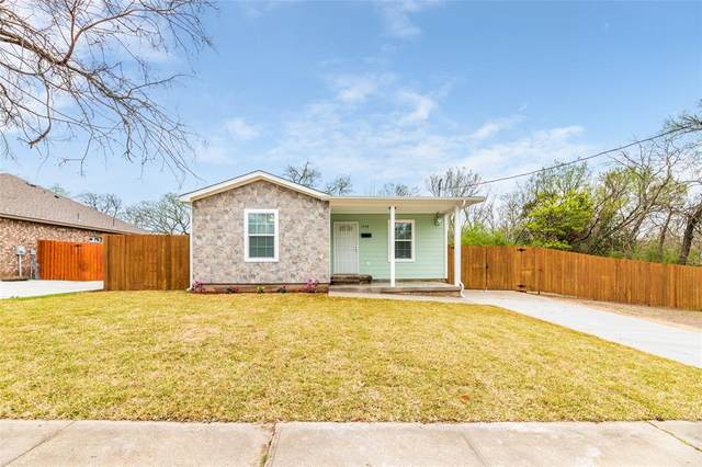 1738 Fordham, Dallas, TX 75216 (MLS #14306702) :: The Hornburg Real Estate Group