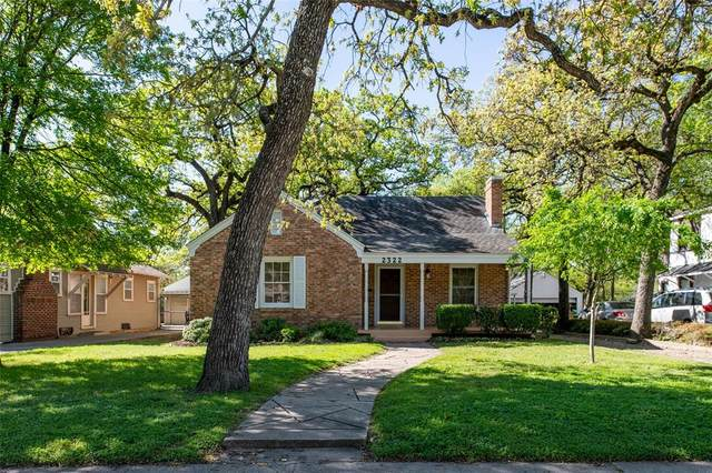 2322 Carnation Avenue, Fort Worth, TX 76111 (MLS #14306713) :: Real Estate By Design