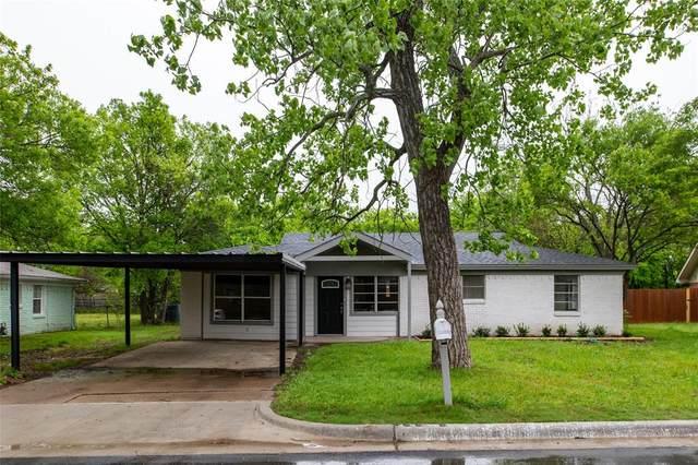 110 N Jessup Street, Alvarado, TX 76009 (MLS #14306755) :: The Rhodes Team