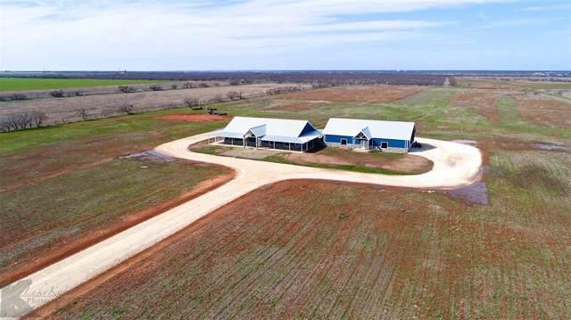 2864 County Road 320, Abilene, TX 79601 (MLS #14306782) :: The Chad Smith Team