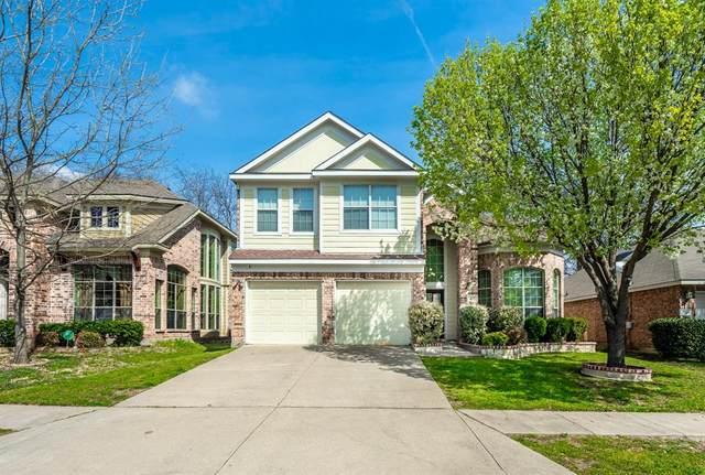 417 Cypress Hill Drive, Mckinney, TX 75071 (MLS #14306811) :: Tenesha Lusk Realty Group