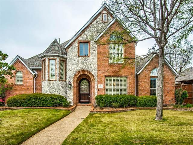 627 Madison Street, Coppell, TX 75019 (MLS #14306820) :: The Rhodes Team