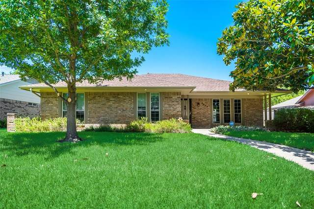 2009 Columbia Drive, Richardson, TX 75081 (MLS #14306853) :: RE/MAX Landmark