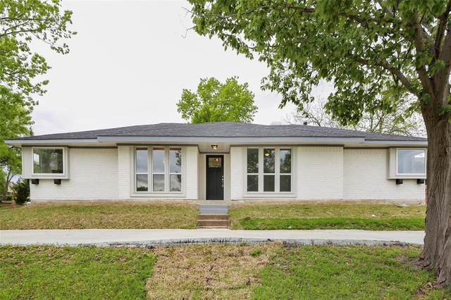 1601 Merrimac Trail, Garland, TX 75043 (MLS #14306918) :: The Chad Smith Team