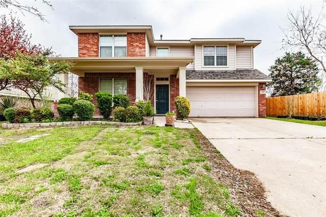 918 Prairie Smoke Lane, Duncanville, TX 75137 (MLS #14306920) :: Roberts Real Estate Group