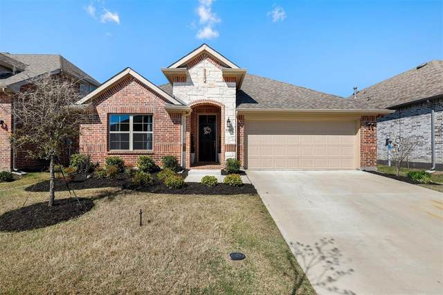 605 Forefront Avenue, Celina, TX 75009 (MLS #14306926) :: All Cities USA Realty