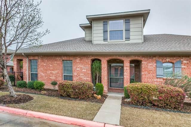 575 S Virginia Hills Drive #1805, Mckinney, TX 75072 (MLS #14306962) :: Robbins Real Estate Group