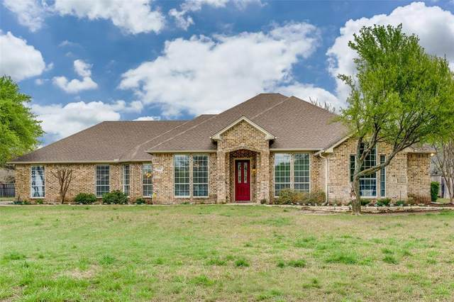 106 Rim Rock Road, Aledo, TX 76008 (MLS #14306982) :: Potts Realty Group