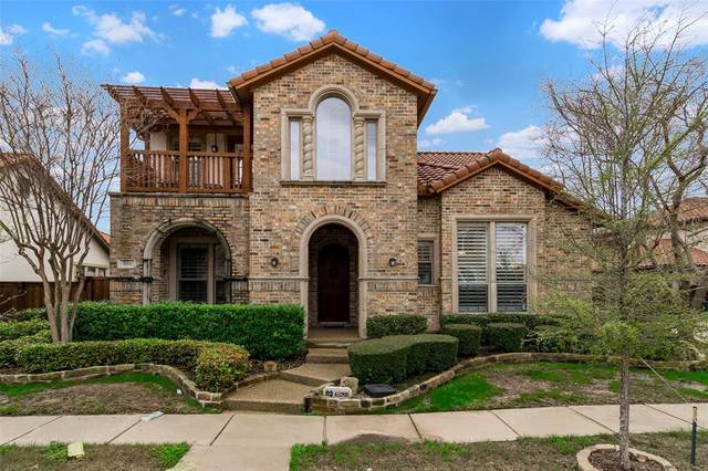 818 San Clemente, Irving, TX 75039 (MLS #14307034) :: All Cities USA Realty