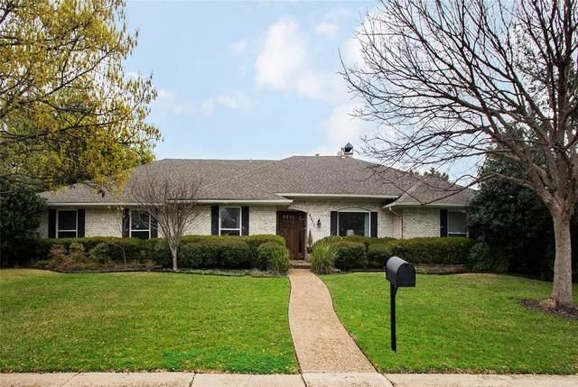4317 Boca Bay Drive, Dallas, TX 75244 (MLS #14307053) :: The Kimberly Davis Group