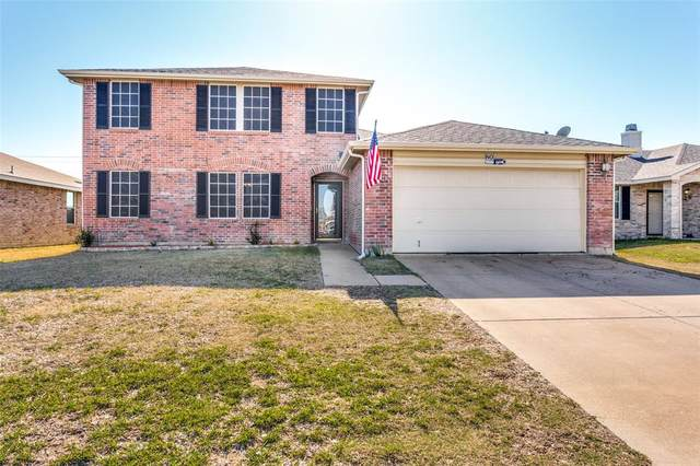 1501 Queen Annes Drive, Burleson, TX 76028 (MLS #14307086) :: All Cities USA Realty