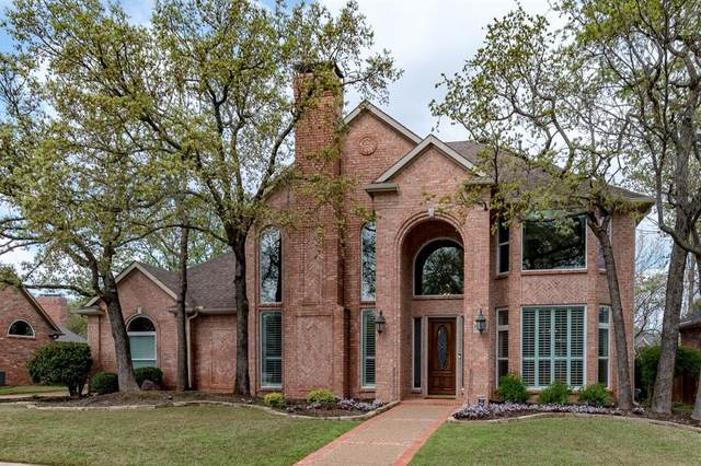 3015 Woodhollow Drive, Highland Village, TX 75077 (MLS #14307091) :: Baldree Home Team