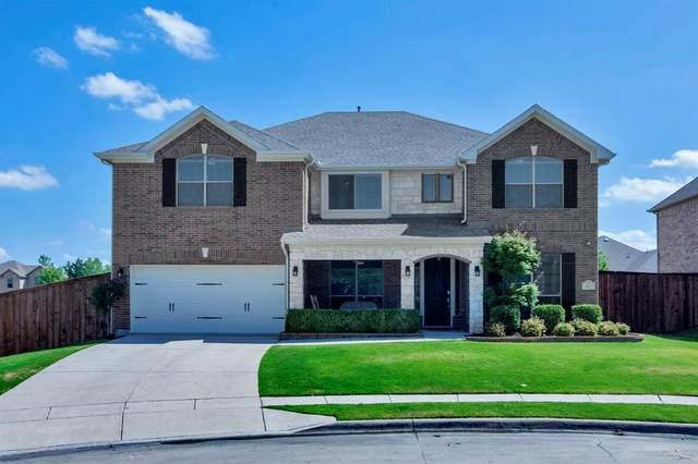 401 Sodbury Court, Roanoke, TX 76262 (MLS #14307122) :: The Rhodes Team