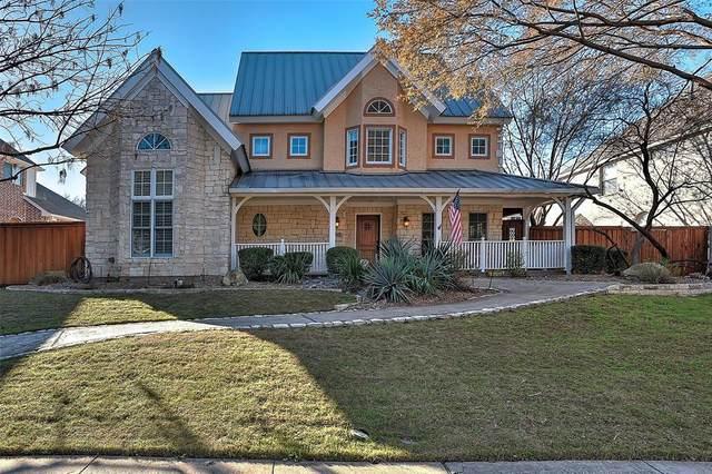 5235 Lakehill Boulevard, Frisco, TX 75034 (MLS #14307134) :: Trinity Premier Properties