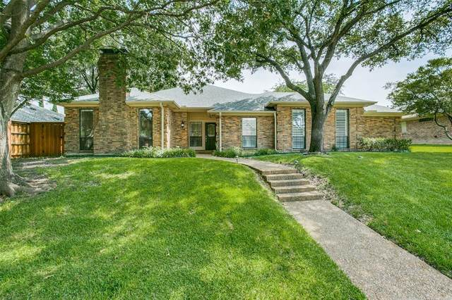5832 Steeplechase Drive, Plano, TX 75093 (MLS #14307172) :: Hargrove Realty Group