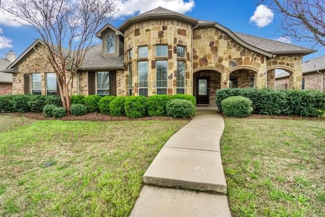 213 Shepherd Lane, Royse City, TX 75189 (MLS #14307184) :: Post Oak Realty