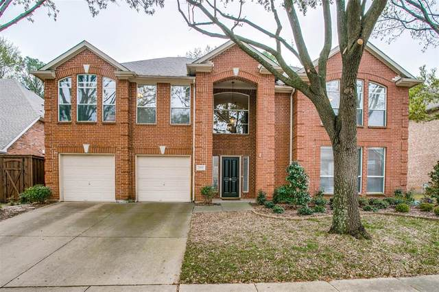 3409 Piney Point Drive, Flower Mound, TX 75022 (MLS #14307221) :: Real Estate By Design