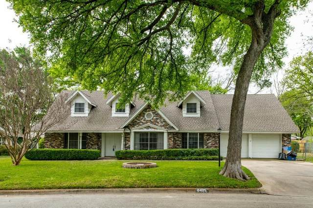 8405 Leo Court, Benbrook, TX 76116 (MLS #14307233) :: Potts Realty Group