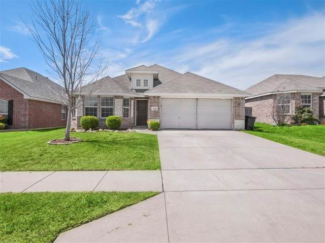 11228 Whispering Brook Lane, Fort Worth, TX 76140 (MLS #14307305) :: All Cities USA Realty