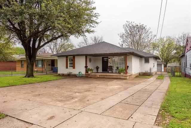 3838 Dutton Drive, Dallas, TX 75211 (MLS #14307323) :: Vibrant Real Estate