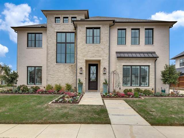 1116 Savoy Lane, Southlake, TX 76092 (MLS #14307338) :: The Chad Smith Team