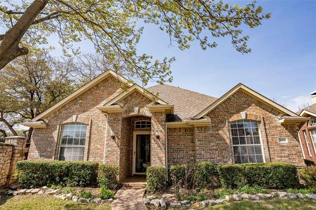8601 Ironwood Drive, Irving, TX 75063 (MLS #14307368) :: EXIT Realty Elite