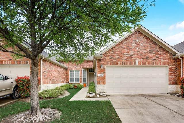 7237 Mediterranean Drive, Plano, TX 75093 (MLS #14307369) :: Trinity Premier Properties