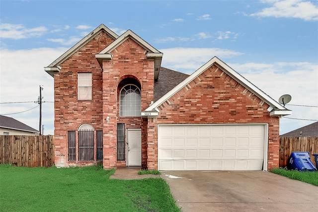 3023 Beaker Drive, Dallas, TX 75241 (MLS #14307389) :: All Cities USA Realty