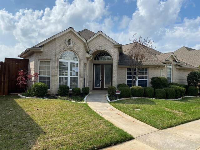 2228 Cachelle Court, Bedford, TX 76021 (MLS #14307395) :: The Heyl Group at Keller Williams