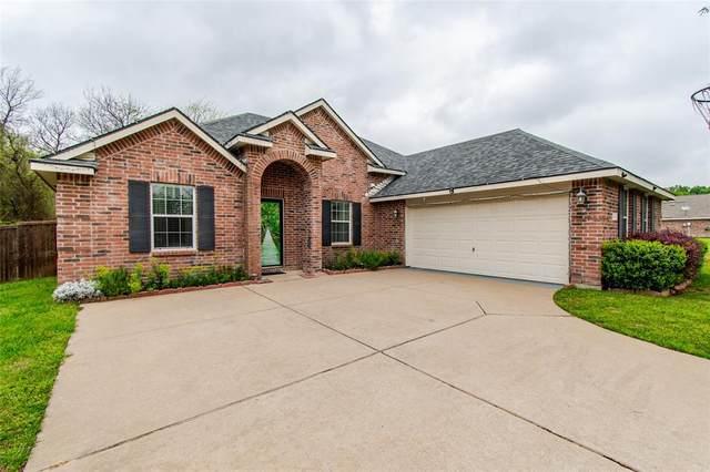 309 Crosscreek Drive, Wylie, TX 75098 (MLS #14307533) :: Tenesha Lusk Realty Group