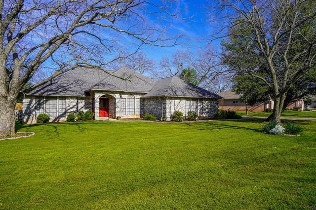 9012 Hickory Hill Drive, Granbury, TX 76049 (MLS #14307546) :: The Welch Team