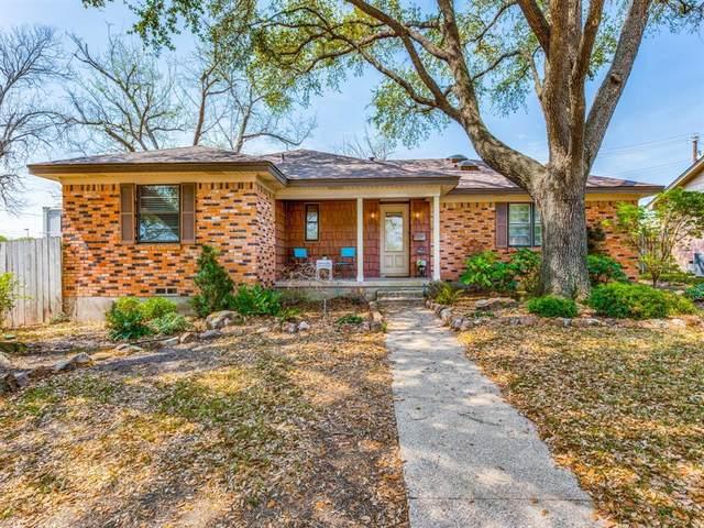 4313 Augusta Drive, Garland, TX 75041 (MLS #14307559) :: The Chad Smith Team