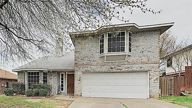 7011 Escondido Drive, Arlington, TX 76016 (MLS #14307566) :: All Cities USA Realty