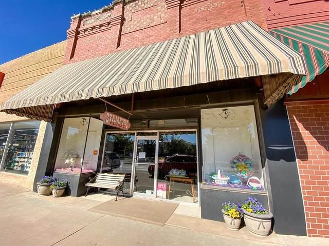 110 S Swenson Street, Stamford, TX 79553 (MLS #14307570) :: The Mitchell Group