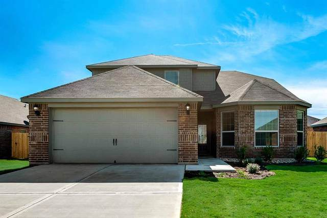 1805 Chesapeake Drive, Crowley, TX 76036 (MLS #14307596) :: The Mitchell Group