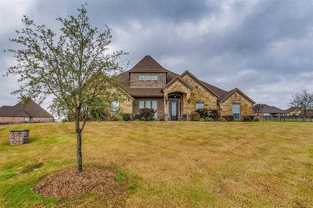 206 Pinnacle Peak Lane, Weatherford, TX 76087 (MLS #14307664) :: The Kimberly Davis Group