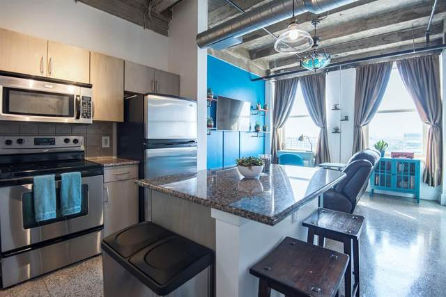 221 W Lancaster Avenue #6003, Fort Worth, TX 76102 (MLS #14307703) :: The Mitchell Group