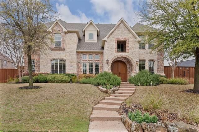 1606 Pantego Lane, Allen, TX 75013 (MLS #14307773) :: All Cities USA Realty
