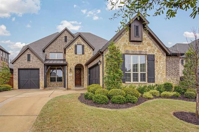 7104 Mitchell Court, Lantana, TX 76226 (MLS #14307784) :: Team Hodnett