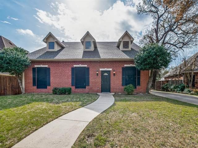4225 Oak Springs Drive, Arlington, TX 76016 (MLS #14307791) :: Post Oak Realty