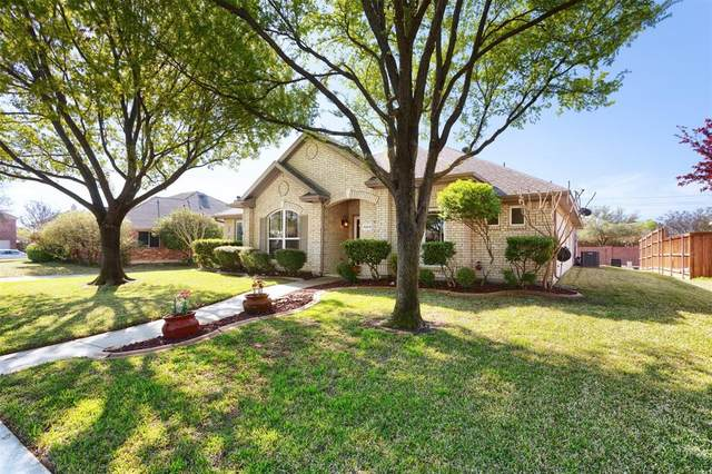 11213 Clearstream Lane, Frisco, TX 75035 (MLS #14307812) :: The Tierny Jordan Network